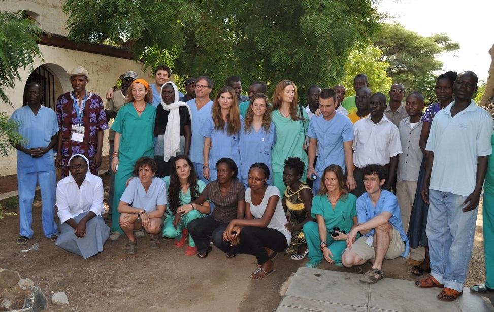 Proyecto Cooperación Ayuda Internacional Achalay Kenia Turkana