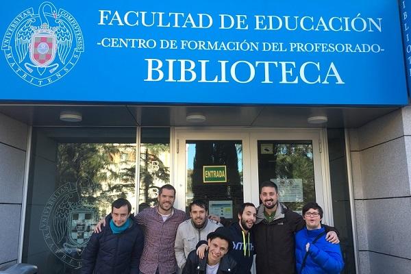 Achalay Diversidad - Formación para jovenes con discapacidad intelectual - Madrid