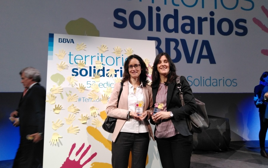 territorios solidarios BBVA Achalay
