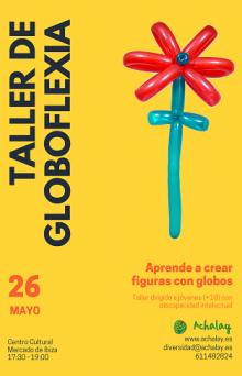 Talle de Globoflexia - Achalay Diversidad - Madrid