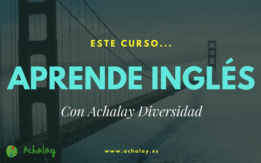 Jóvenes Discapacidad Intelectual Aprender Inglés Achalay Diversidad ONG