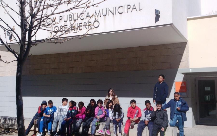 Biblioteca José Hierro Achalay