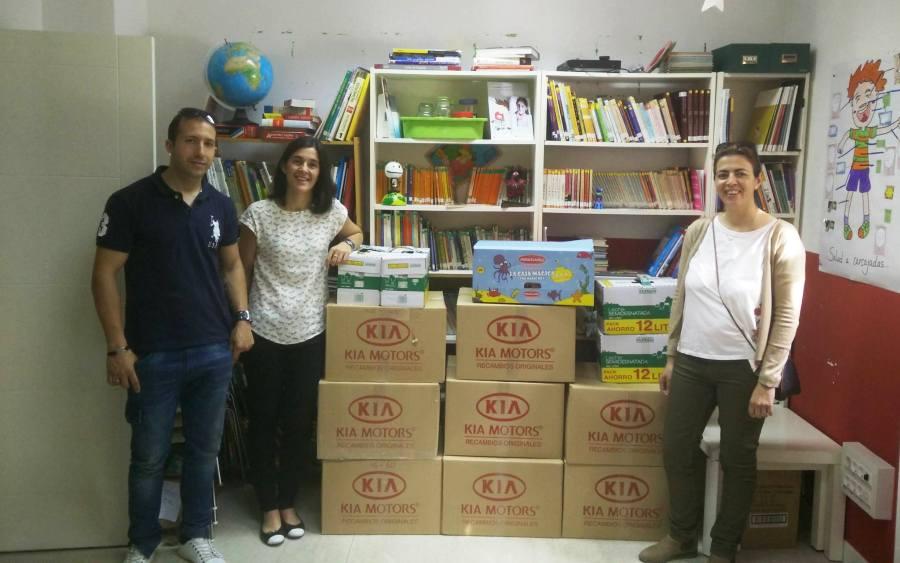 KIA España Achalay empresas comprometidas