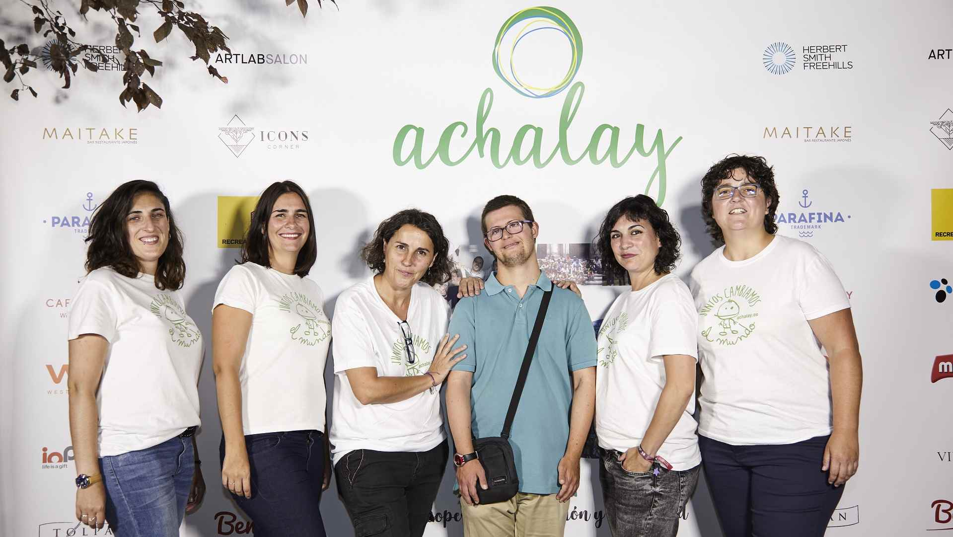 Achalay Acción Social Madrid