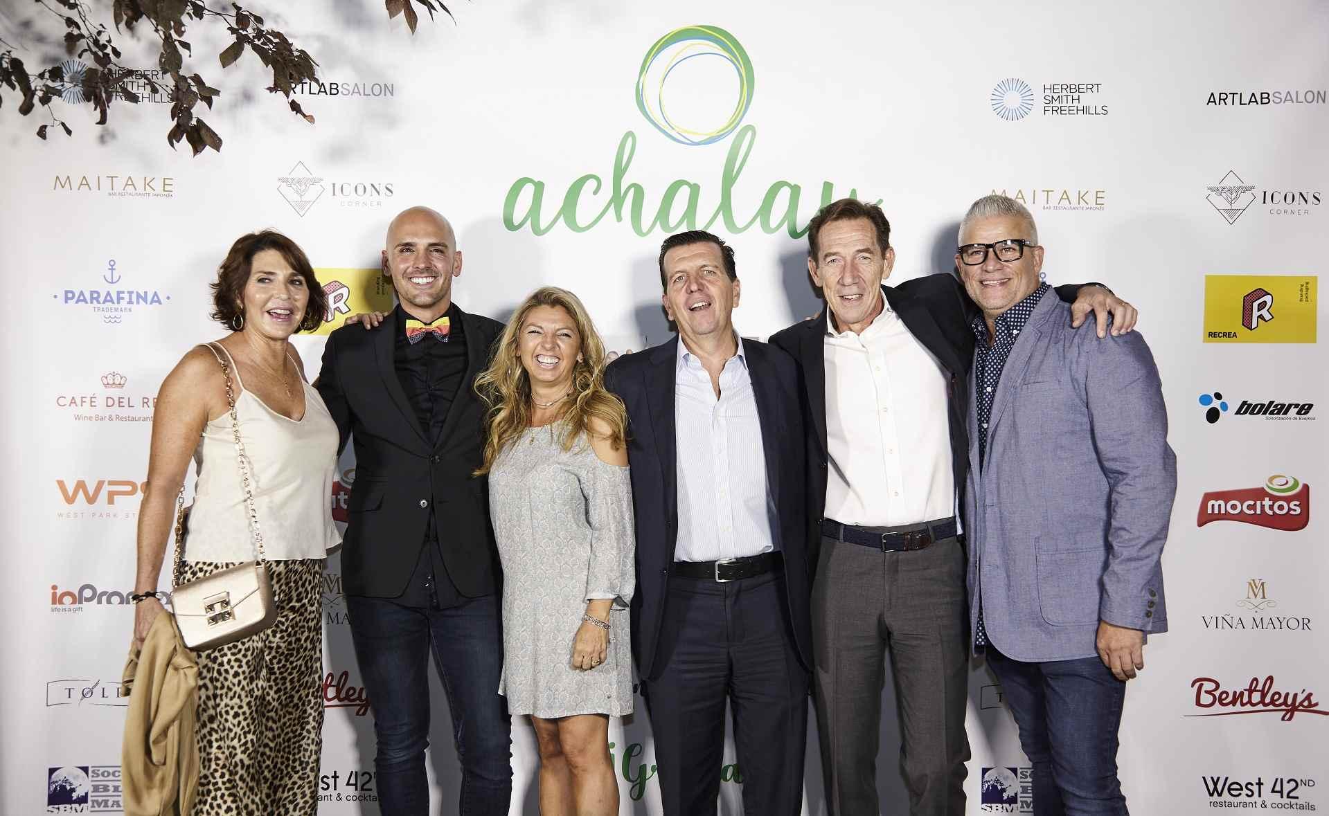 Achalay 15 aniversario Solidaridad