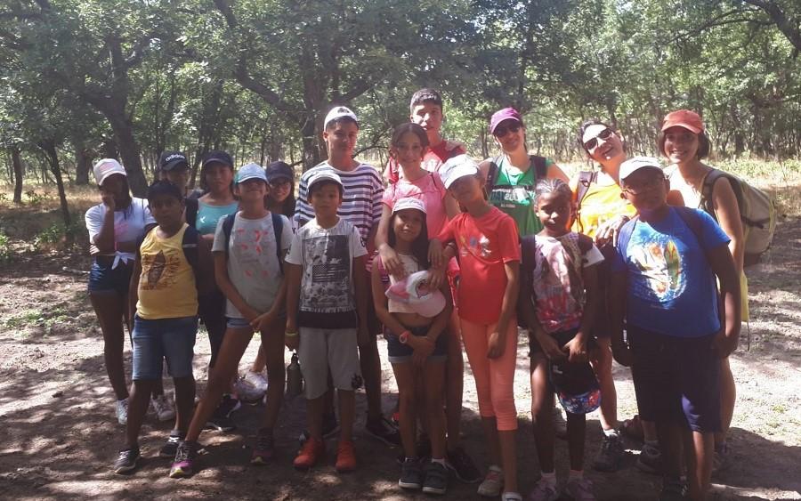 X Campamento Urbano Achalay y Acampada en Soria