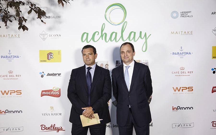Entidades solidarias Obra Social La Caixa Achalay empresas comprometidas