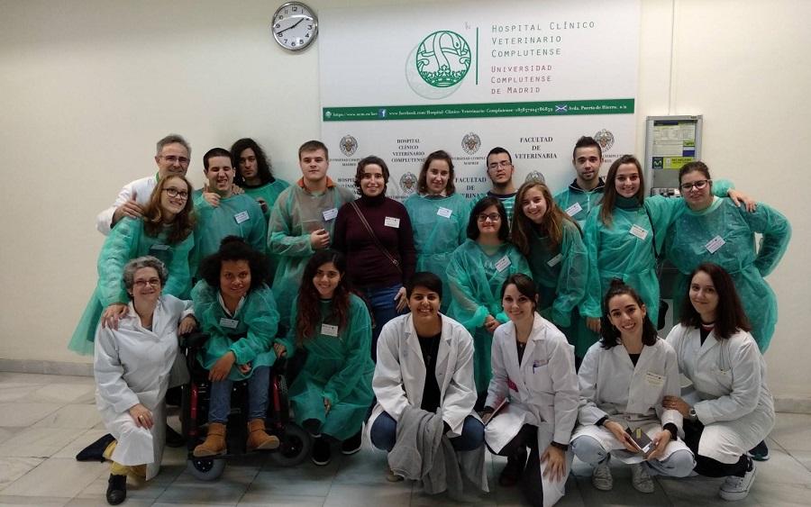 Facultad de Veterinaria Achalay Diversidad LICEO empresas comprometidas