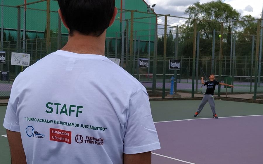I promoción del Curso Achalay de Auxiliar de Juez Árbitro de tenis