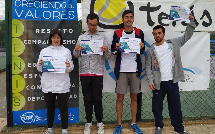 Achalay Universia Federación Madrileña de Tenis empresas comprometidas