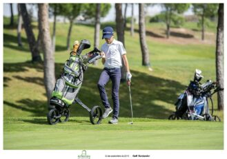 I Torneo de Golf Solidario de Achalay