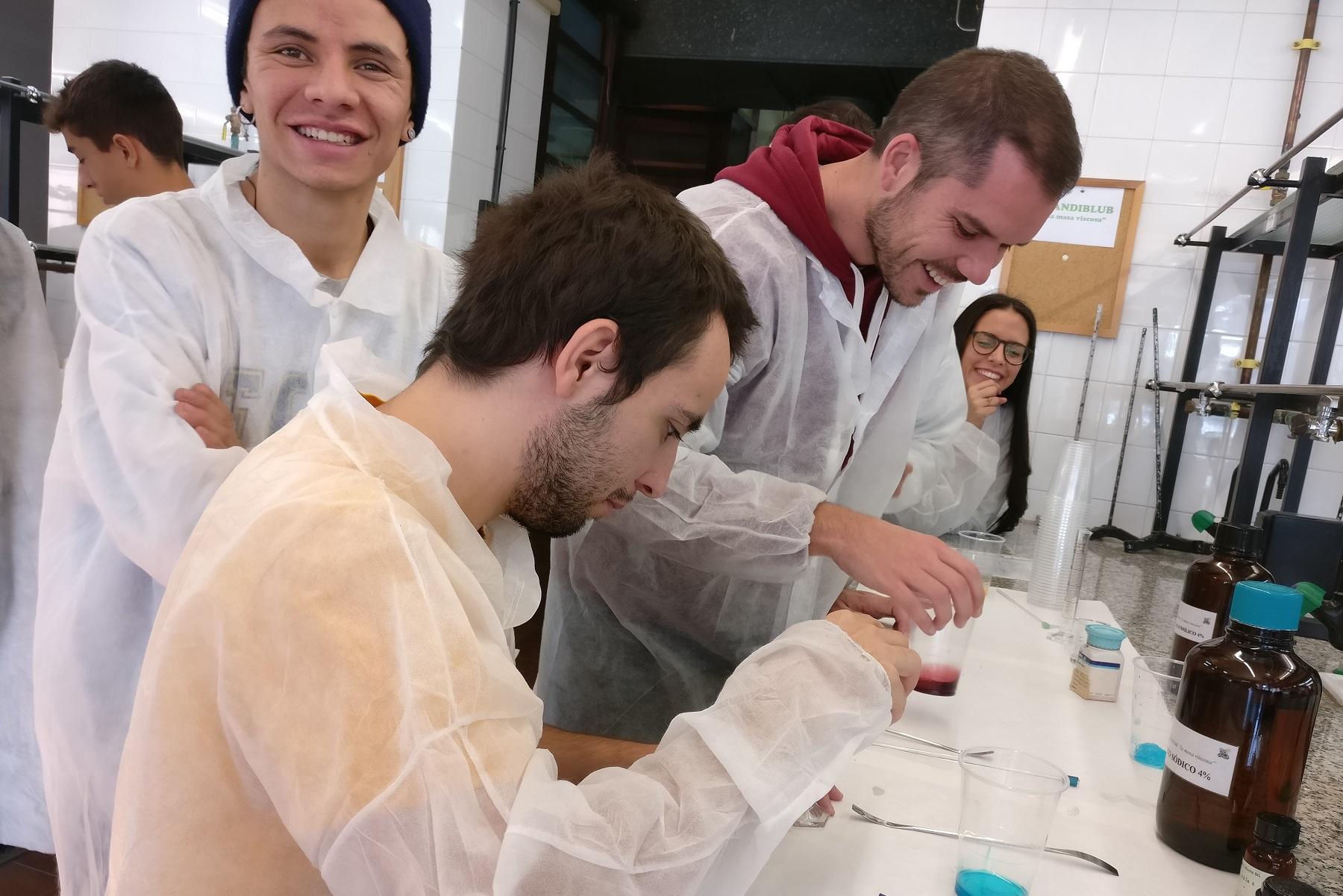 Achalay Diversidad Semana de la Ciencia