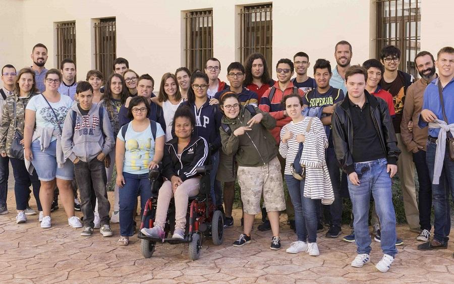Abierta la preinscripción Formación para Jóvenes con Discapacidad Intelectual