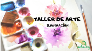 Taller de arte en Achalay Diversidad